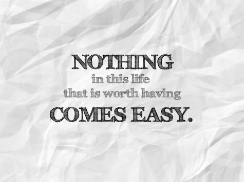 inget lätt