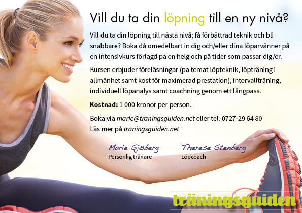träningsguiden - löpcamp